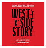 Vinil Leonard Bernstein - West Side Story   Ost