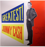 Vinil Johnny Cash - Greatest
