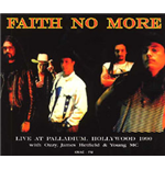 Vinil Faith No More - Live At Palladium Hollywood  September 9  1990 With Ozzy  James Hetfield & Young Mc Knac Fm
