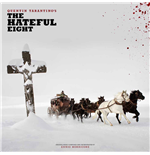 Vinil Ennio Morricone - The Hateful Eight Quentin Tarantino