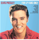 Vinil Elvis Presley - For Lp Fans Only