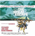 Vinil Elmer Bernstein - The Great Escape (Light Blue Vinyl)