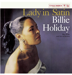 "Vinil Billie Holiday - Lady In Satin (12"")"