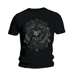 Camiseta Of Mice and Men de homem - Design: Release