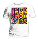 Camiseta Happy Mondays Logo