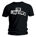 Camiseta The Libertines Logo