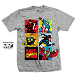 Camiseta Marvel Superheroes 189896