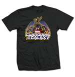 Camiseta Marvel Comics Guardians of the Galaxy Group Logo (Large)