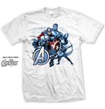 Camiseta Marvel Superheroes 189908