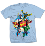 Camiseta Marvel Superheroes 189912