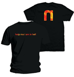 Camiseta Nine Inch Nails 190101