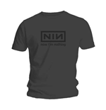Camiseta Nine Inch Nails I'm Nothing