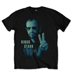 Camiseta Ringo Starr Colour Peace