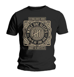 Camiseta While She Sleeps de homem - Design: This is Six