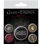 Broche Game of Thrones 190368
