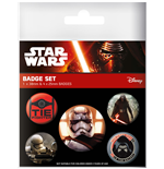 Broche Star Wars 190378