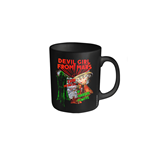 Caneca Devil Girl From Mars 190731