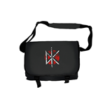 Bolsa Messenger Dead Kennedys - Distressed Logo