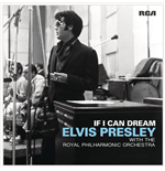 "Vinil Elvis Presley - If I Can Dream: Elvis Presley With The Royal Philharmonic Orchestra (2 12"")"