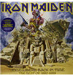 Vinil Iron Maiden - Somewhere Back In Time (2 Lp)