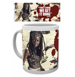 Caneca The Walking Dead Michonne