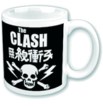 Caneca The Clash 191747