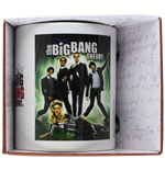 Caneca Big Bang Theory - Glam