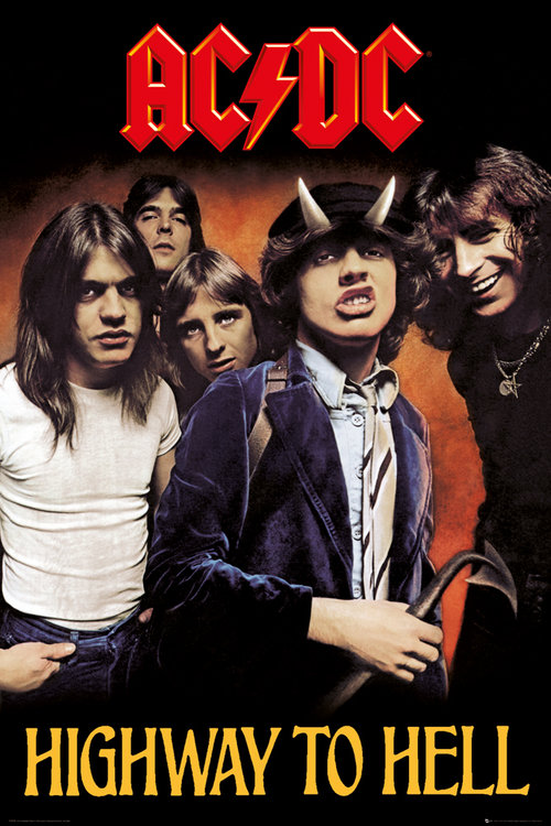 Poster AC/DC 191910