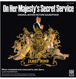 Vinil John Barry - 007 On Her Majesty's Secret Service