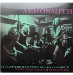 Vinil Aerosmith - Live At The Hampton Road Coliseum Westwood One Fm Broadcast (2 Lp)
