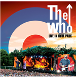 Vinil Who (The) - Live In Hyde Park (3 Lp+Dvd)