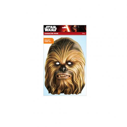 Máscara Star Wars Chewbacca