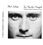 "Vinil Phil Collins - In The Air Tonight (7"") Rsd"