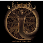 Vinil Behemoth - Pandemonic Incantations (Gold Vinyl - Rsd Black Friday Exclusive)