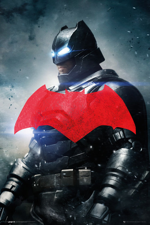 Póster Batman vs Superman