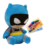 DC Desenho animado Mopeez Pelúcia 75th Anniversary Colorways Blue Batman 12 cm