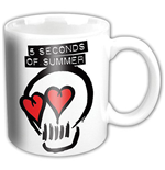 Caneca 5 seconds of summer 195011