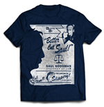 Camiseta manga longa Better Call Saul 195065