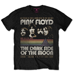 Camiseta Pink Floyd Vintage Stripes (Large)