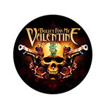 Logo Bullet For My Valentine - Design: Two Pistols