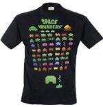 Camiseta Space Invaders 195407