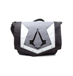 Saco Messenger Assassin's Creed Syndicate - Grey Flap Logo