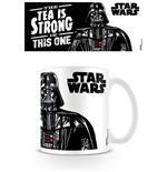 Star Wars Caneca The Tea Is Strong In This One