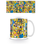 Caneca Os Simpsons Characters