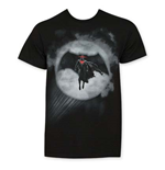 Camiseta Batman vs Superman Batman In Bat Signal