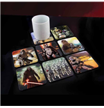 Suporte Copos Star Wars - The Force Awakens - 3d Coasters