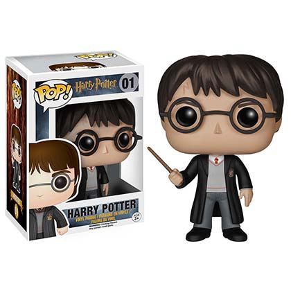 Boneco Harry Potter Funko POP!