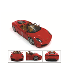 Maquete 1:18 Ferrari 430 Spider Red
