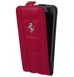 Capa Flip Cover iPhone Ferrari