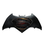 Batman e Superman Dawn of Justice Abridor de garrafa Logo 9 cm